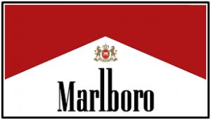 マールボロ タバコ パッケージ デザイン