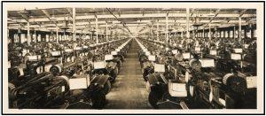 コーンミルズ ホワイトオーク工場