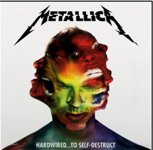 メタリカ ハードワイヤー metallica Hardwired...To Self-Distruct