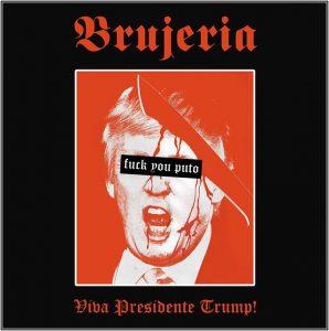 ブルヘリア トランプ Viva presidente Trump