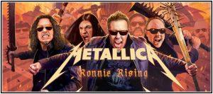 メタリカ Metallica ロニー・ライジング・メドレー Ronnie Rising Medley