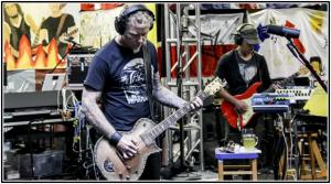 メタリカ、Metallica、ディープ・パープル、When A Blind Man Cries、ハードワイヤー