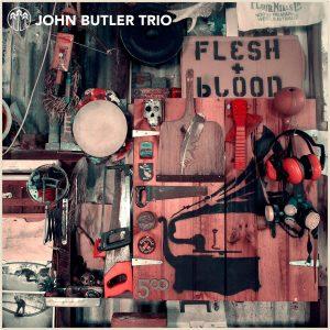 ジョン・バトラー・トリオ、John Butler Trio、Flesh & Blood