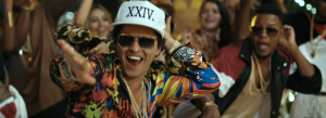 ブルーノマーズ、Bruno Mars、24k magic
