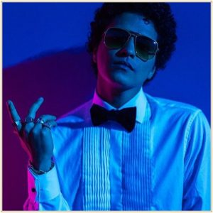 ブルーノ・マーズ、Bruno Mars
