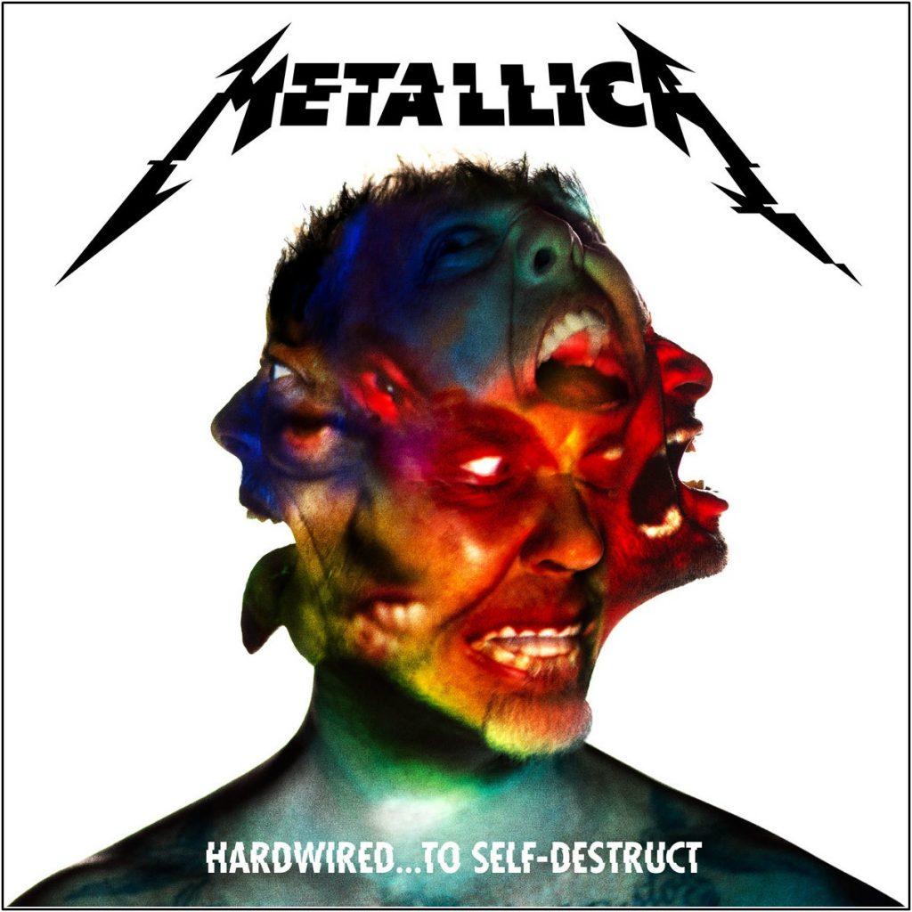 メタリカ metallica Hardwired...To Self-DIstruct ハードワイヤード...トゥ・セルフ・ディストラクト