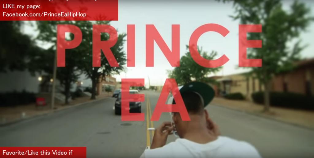 Prince Ea、プリンスエア、Backwards Rappers