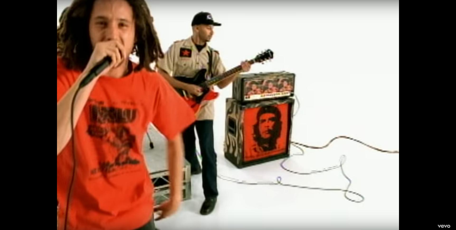 レイジ・アゲインスト・ザ・マシーン、RATM、Guerrilla Radio