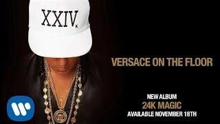 ブルーノ・マーズ「Versace On The Floor」の歌詞を和訳!ニューアルバム「24K Magic」の収録曲♪