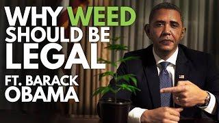 Prince Ea「WHY WEED SHOULD BE LEGAL ft Barack Obama」の詞を日本語訳!米大統領へ大麻合法化を訴える♪
