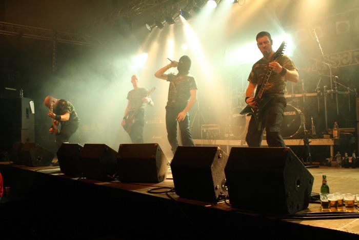 Houwitser、バンド